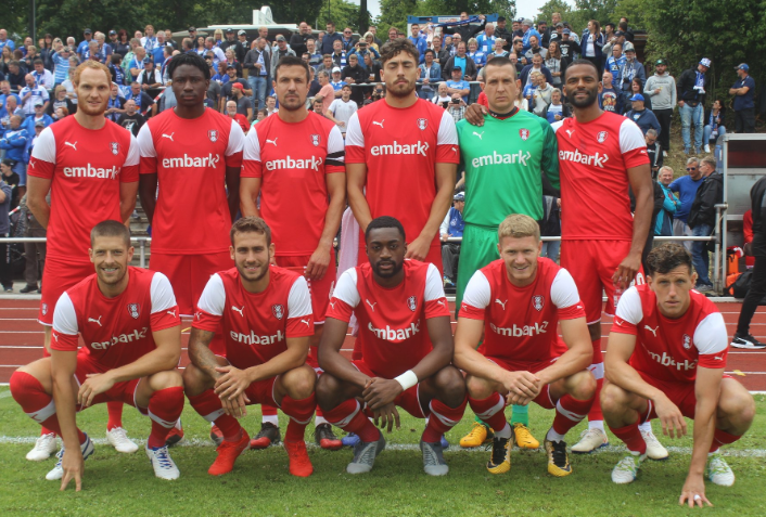 Ajayi continues to get minutes in Rotherham's pre-season, but the Millers lose 2-1 in Germany