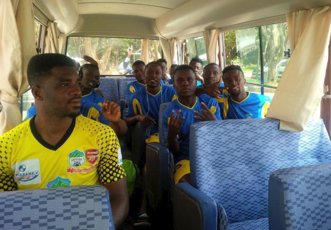 Warri! Throwback of stars including current Eagles trio