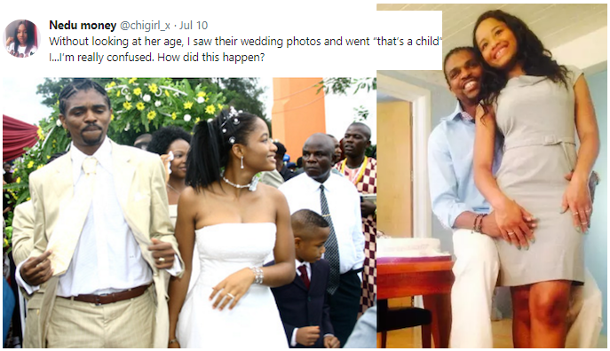 Child Marriage: Accuser of Former Super Eagles star Kanu Nwankwo is roasted