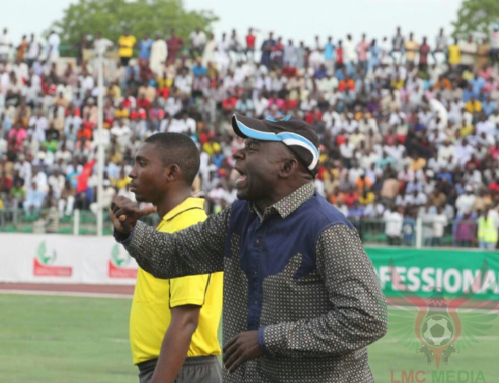 Pillars coach Musa on a mission to amend last season's Federation cup final defeat