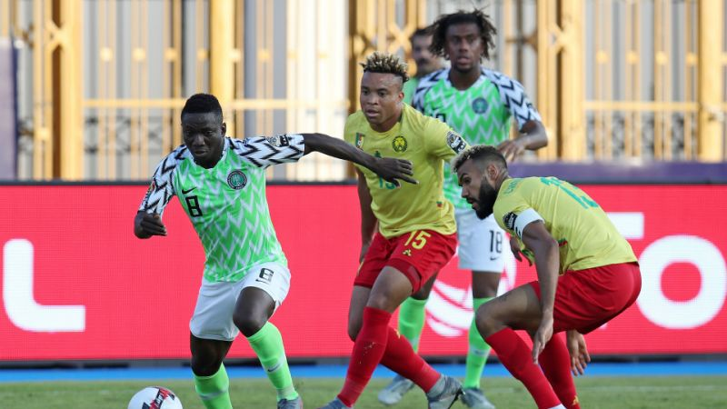 Cameroon Boss Seedorf Backs Eagles for AFCON Glory