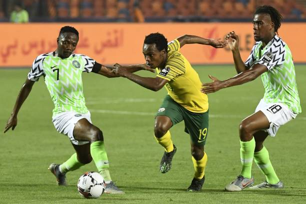 Ahmed Musa makes passionate plea to Egyptians after South Africa win