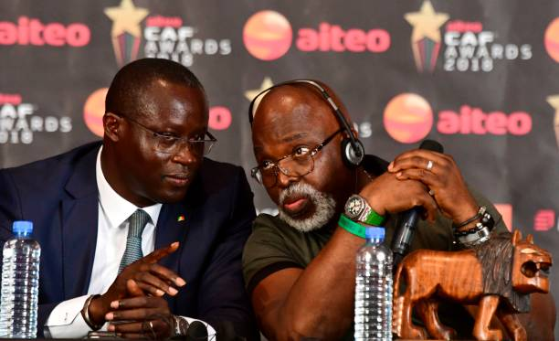 NFF President Amaju Pinnick removed from CAF Position, New VPs Picked