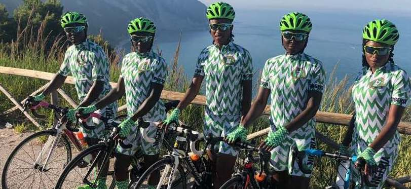 Cycling: Team Nigeria emerge winner of maiden Africa Track Cup