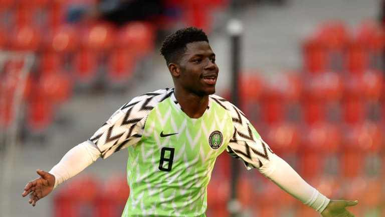Tomiwa Dele-Bashiru Opens Up On Decision To Dump England For Nigeria