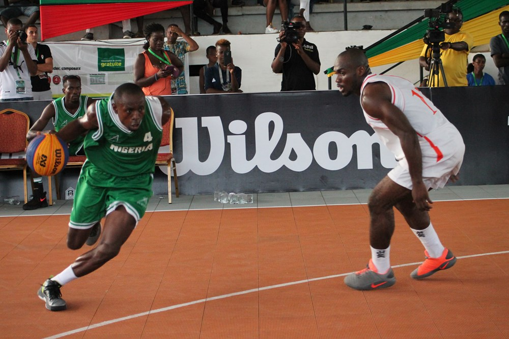 Yahaya, Azouma return to 3×3 D'Tigers Team for African Games camping