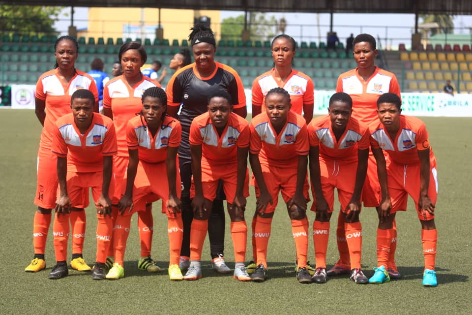 Sunshine Queens blame Referees for Aiteo Cup exit