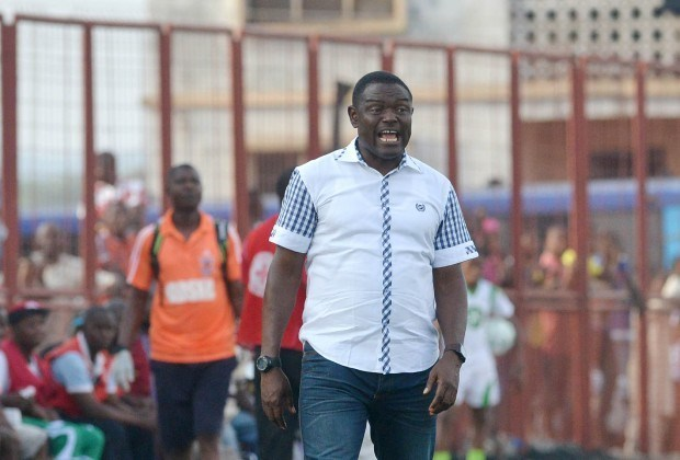 Rivers coach Eguma wants Afelokhai, Anaemena, others to prove themselves against Futuro Kings