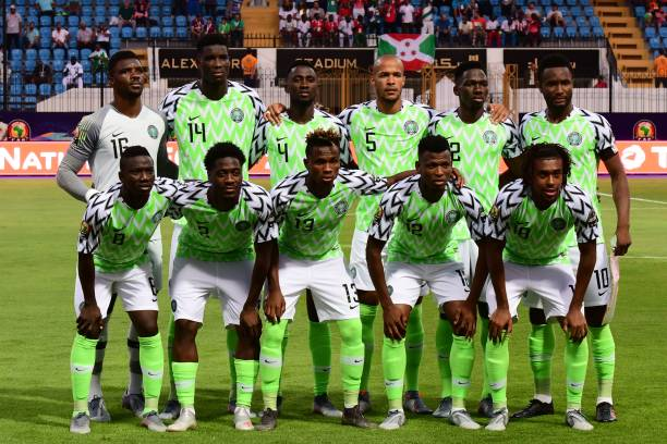 Super Eagles playing like Ole's Man United! Strongest Man in Nigeria knock Rohr's team