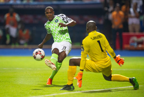 Odion Ighalo sends message to fans