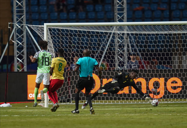 Ighalo and Iwobi combo lift Super Eagles over Holders Cameroon