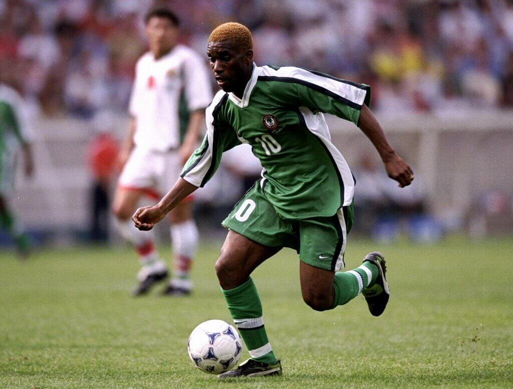 Passion For Football – The Untold 'Jay Jay' Okocha Story