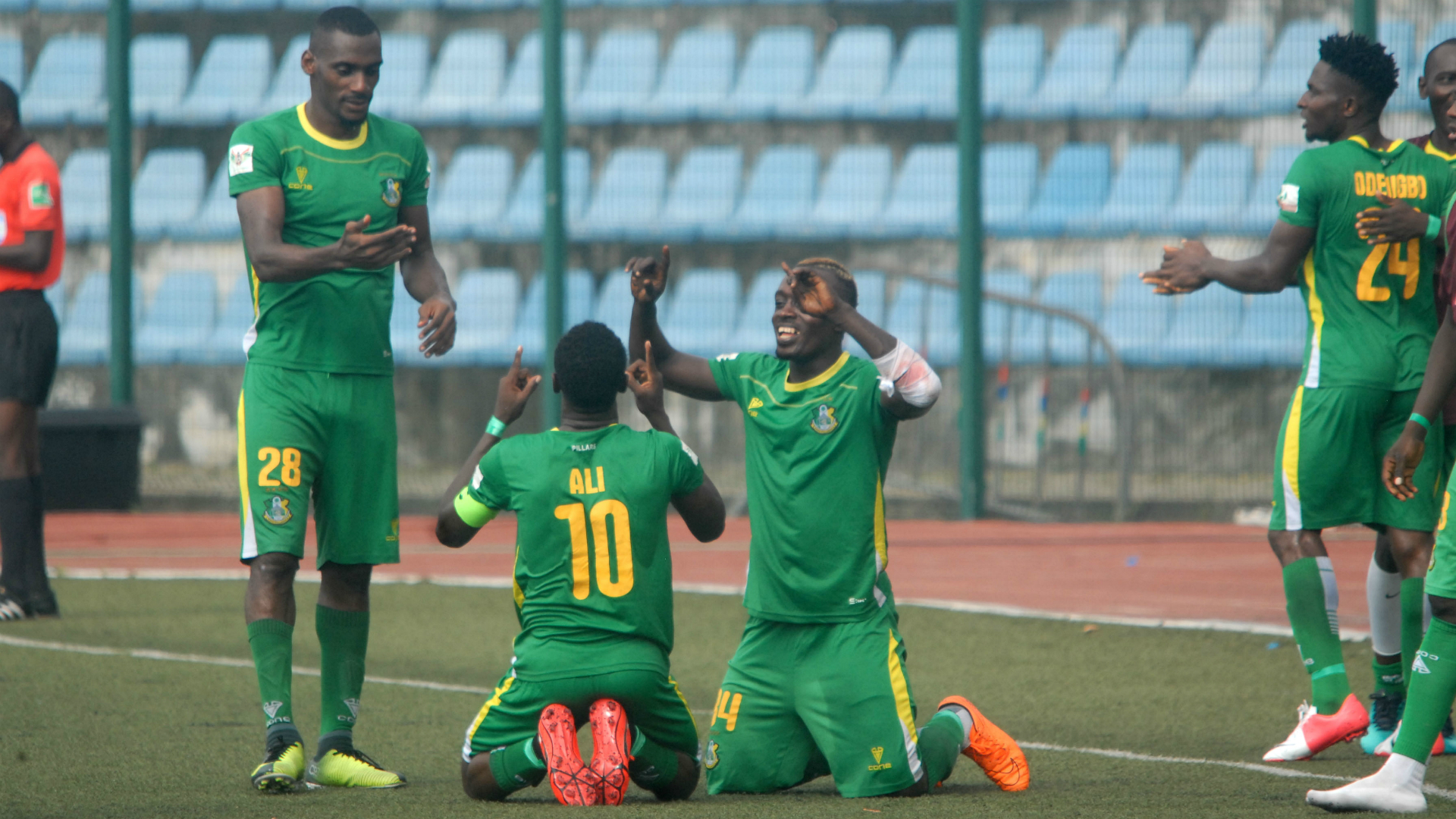 Kano Pillars begins post Lionel Soccoia era with a win over Kwara United