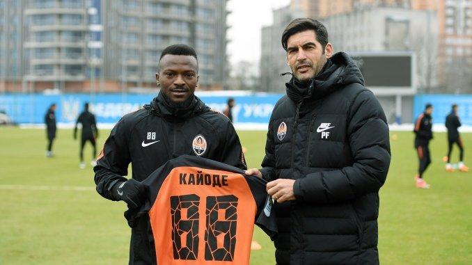 Paulo Fonseca AS Roma move could open doors for Olanrewaju Kayode