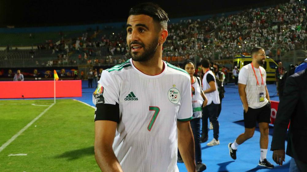 It's Nigeria vs Riyad Mahrez again! Super Eagles get Algeria in AFCON semi-final