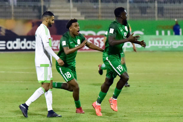 AFCON: Algeria's coach Belmadi attacks Nigerian journalist