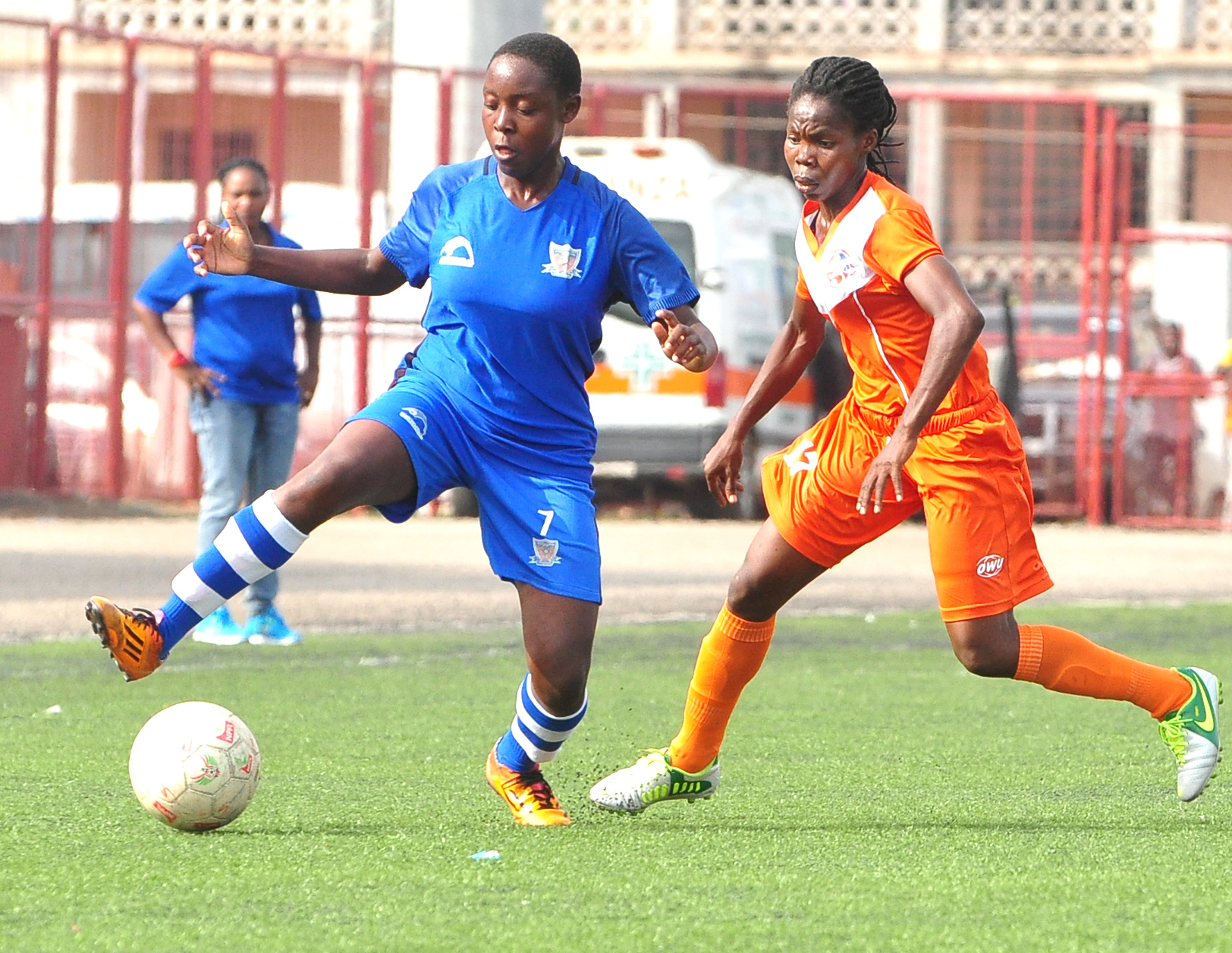NWPL thanks Obaseki for lifting Edo Queens as league kicks off today