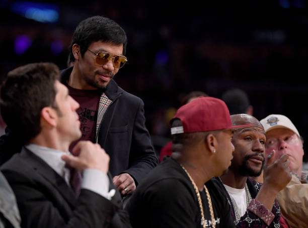 Mayweather vs Pacquiao 2.0! The War of Words Begins