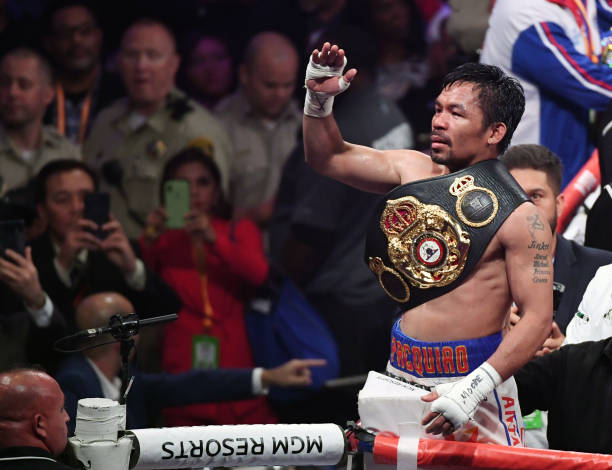 I'm not the kind off boxer to be a talker! Pacquiao warns Opponents after latest Title win