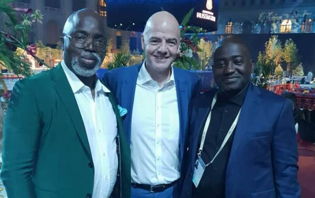 Fomer Liberian FA Boss Faults Pinnick Removal As CAF 1st VP