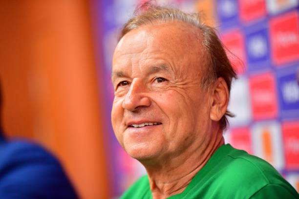 Rohr happy with Super Eagles' slim victory over Benin Republic