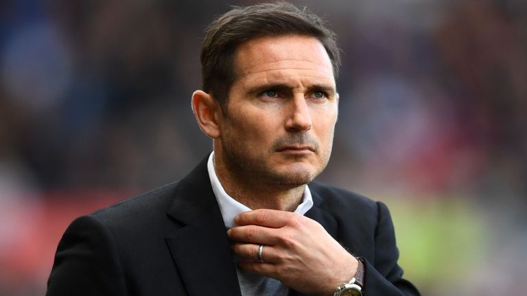 Frank Lampard agrees deal to become Chelsea Manager