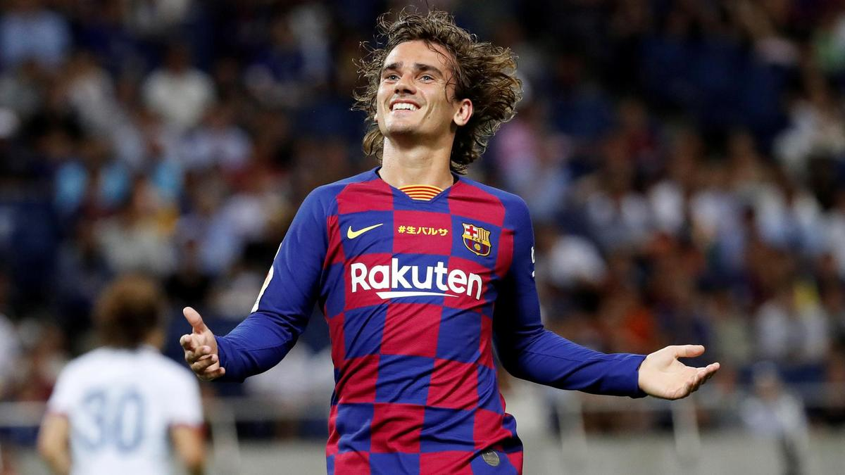 Barcelona Fined Over Greizmann Approach
