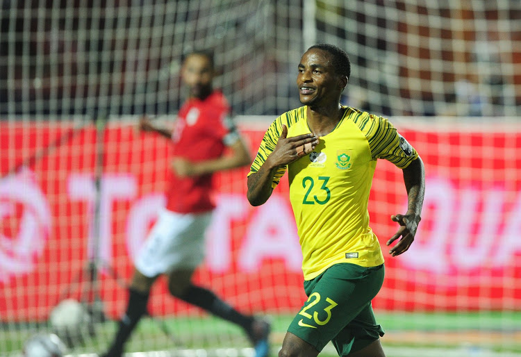 South Africa Capable Of Eliminating Nigeria – Thembinkosi Lorch