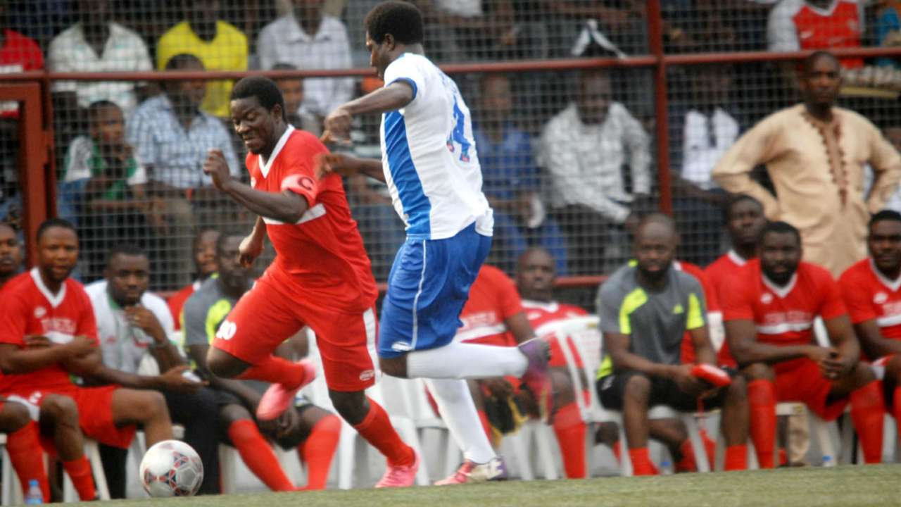 Ezeji sick of NPFL clubs just wanting to play on the continent