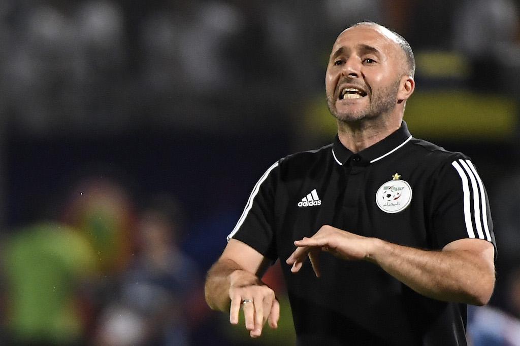 Algeria coach Belmadi says Foxes were full value for the win over Nigeria