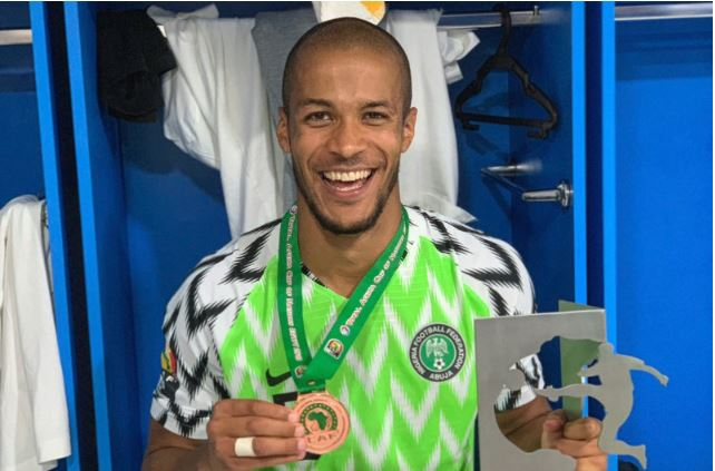 Troost-Ekong says he is satisfied with Eagles third-place finish