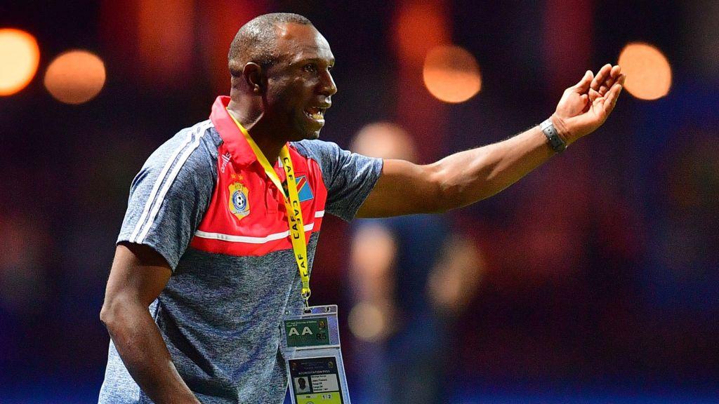Ibenga don comot as DRC oga