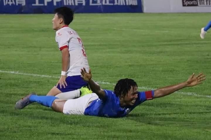 Ebi Scores Second Chinese Women's League Goal of The Season
