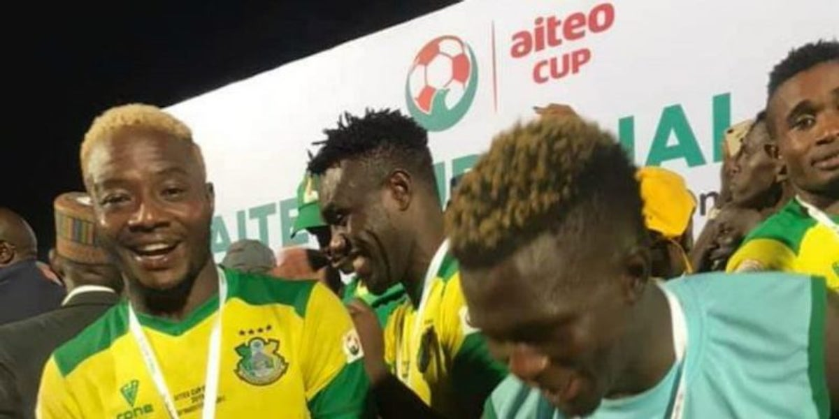 CAF CL: Kano Pillars Ready For Asante Kotoko, Says Musa Ibrahim