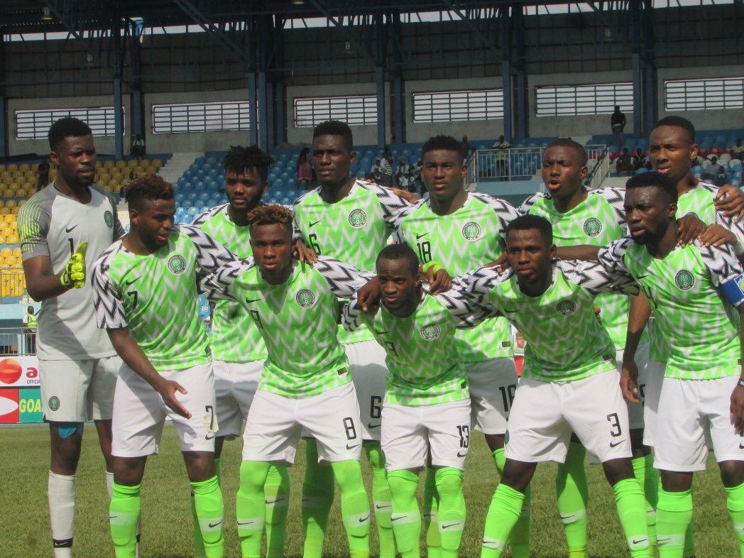 U23 AFCON – Amapakabo calls 35 for showdown with Sudan