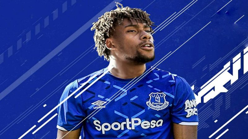 Amokachi backs Iwobi to succeed at Everton