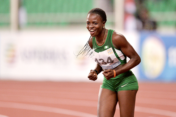 12th African Games: Tobi Amusan breaks 20-year-old African record