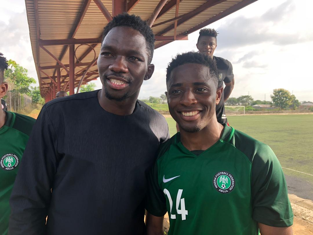 Makanjuola Can Help Flying Eagles Deliver At The All African Games – Omeruo