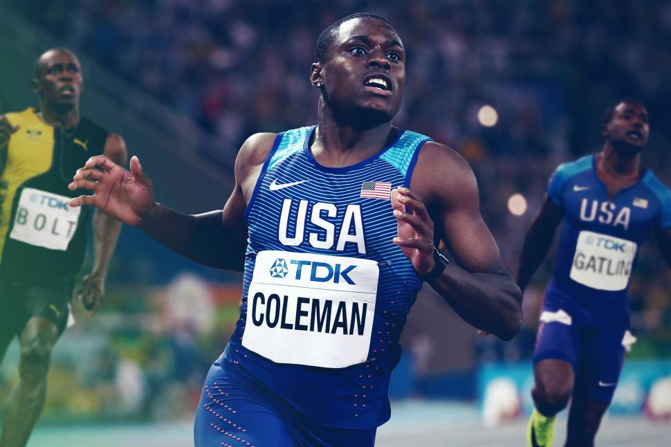 American Sprinter dey under Shook eye