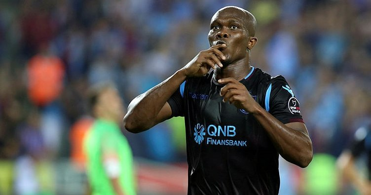 Nwakaeme could leave Trabzonspor for the right offer