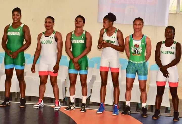 12th African Games: Nigerian Wrestlers Delivers Five Gold And One Silver, Promises More Medals