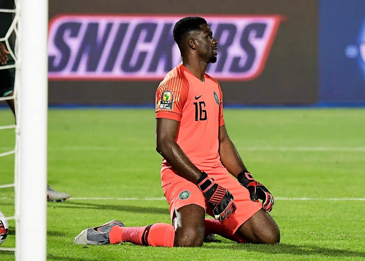At 33! Daniel Akpeyi says he is not ready to retire from Eagles