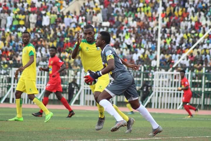CAF CL: Asante Kotoko Skipper Fires Warning Shot At Kano Pillars