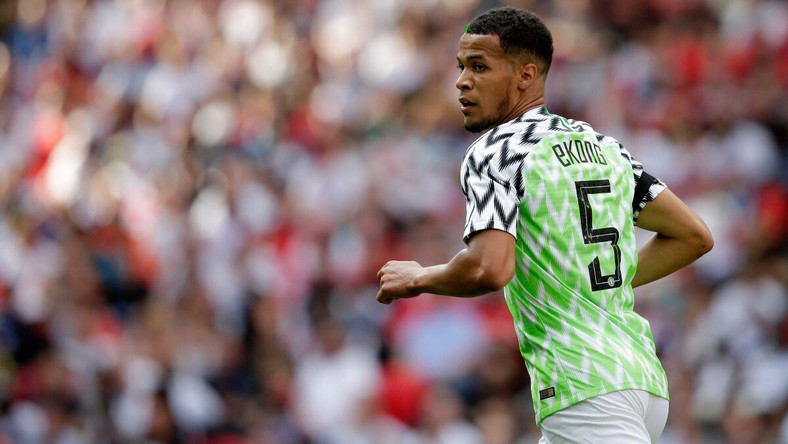 Image result for William Troost Ekong