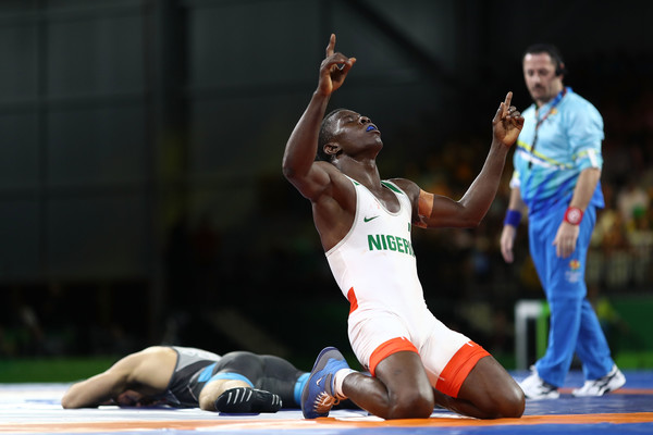 Nigeria Wrestlers aims to bring gold medals to the country – Team Captain Amas