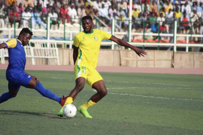 Pillars will put things right in Kumasi against Asante Kotoko – Hillary