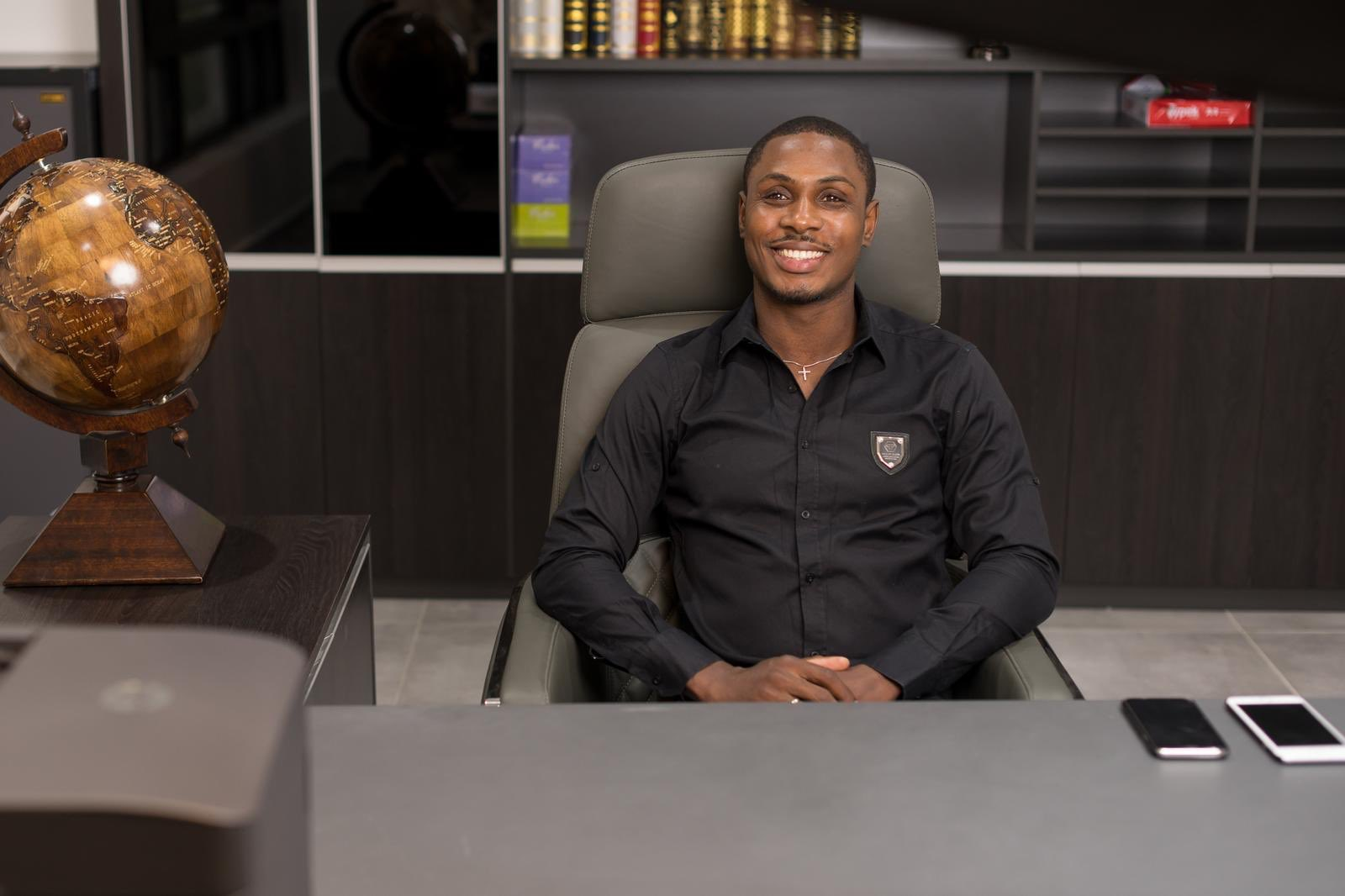 Ighalo gives away N10m on social media, promises same for Ghana fans