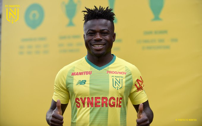 Moses reveals decision to join Nantes on a loan deal