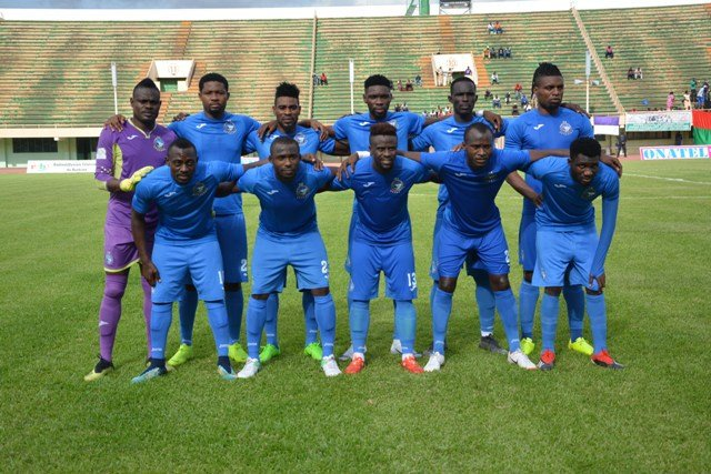 CONFIRMED: Enyimba to play Champions League tie behind closed door