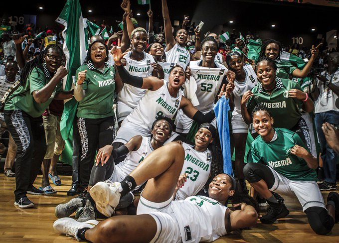 D'Tigress, NBBF bag FIBA recognition